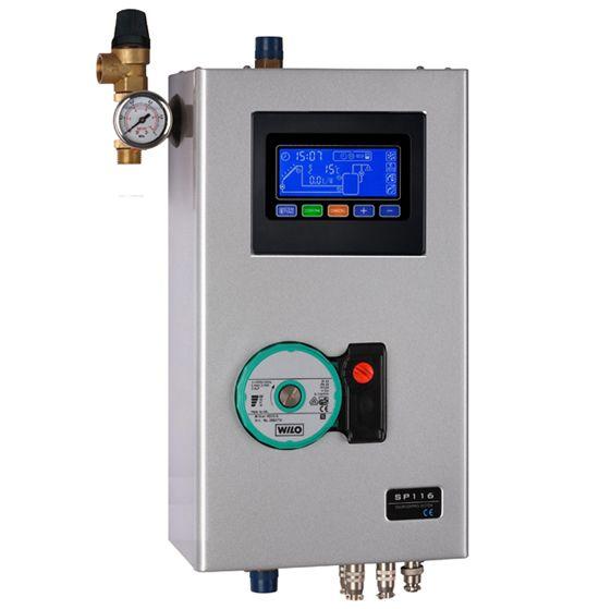 Intelligente solaranlage pumpstation SP116 mit eine option display, 110 V-240 V Garantiert 100%, ganze verkauf