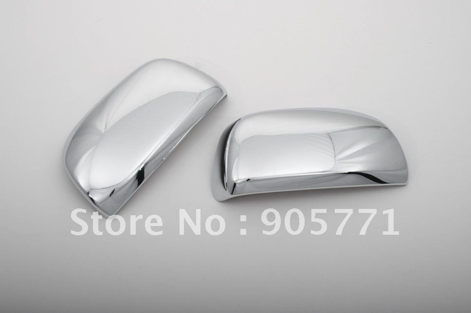 High Quality Chrome Mirror Cover for Daihatsu Terios 06-09 free shipping