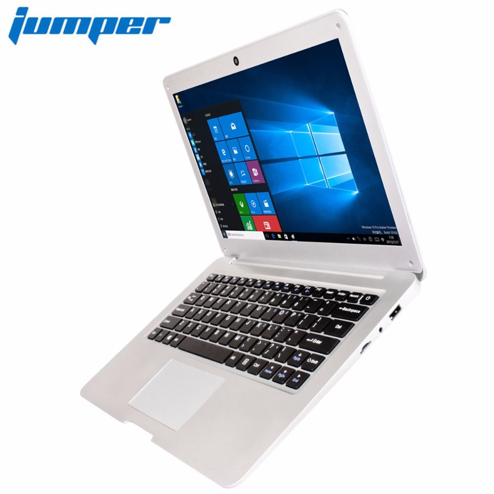 Jumper EZbook 2se laptop 12 zoll Intel Kirsche Trail Z8350 Quad Core 1,44 GHz Windows 10 2 GB DDR3L 64 GB eMMC computer