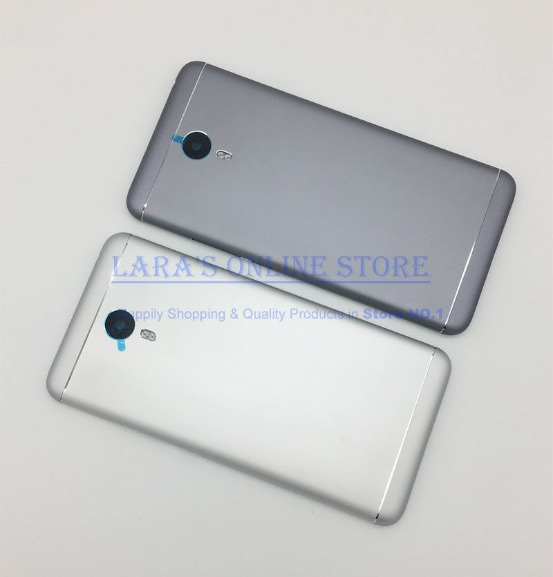 New Battery Back Cover For MEIZU M3 NOTE 5.5 Inch M681 /L681 Housing Case With Camera Lens No Power Volume Buttons