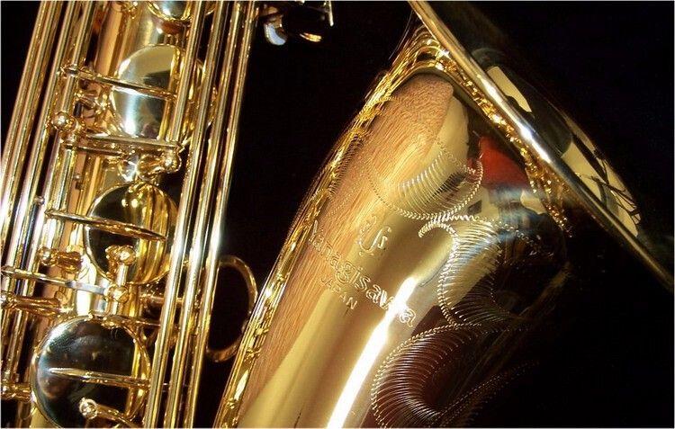 New Japan YANAGISAWA T-902 B B-tenorsaxophon Bb Melodie Sax Messing Vergoldet Professionelle Leistung instrumente Mit Fall