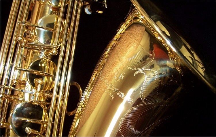 New Japan YANAGISAWA T-902 B Flat Tenor Saxophone Bb Tune Sax Brass Gold Plated Professional Performance instruments With Case