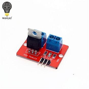 0-24 В Топ MOSFET Кнопка IRF520 MOS модуль драйвера для Arduino MCU ARM Raspberry Pi