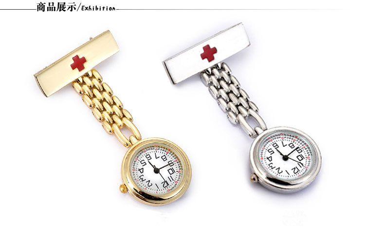Hot 2015 Nuevo Reloj de Moda Hermosa Enfermera Reloj Elegante Reloj de Bolsillo y Fob Relojes de Estilo Retro de La Vendimia Individualidad Reloj de Regalo
