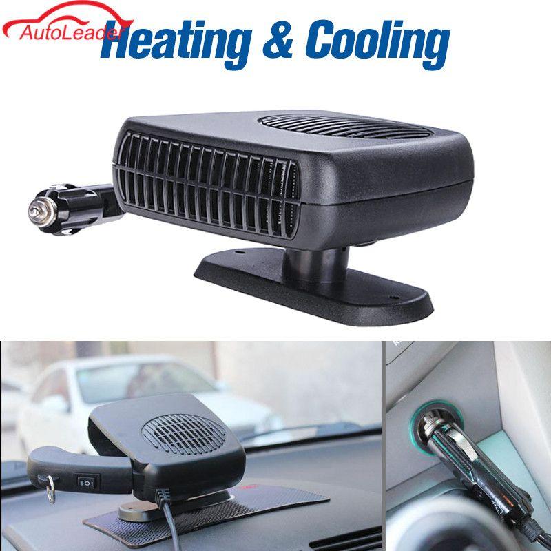 12V 150W Auto Car Heater Heating Fan Portable 2 in 1 Heating Fan Car Dryer Windshield Defroster Demister