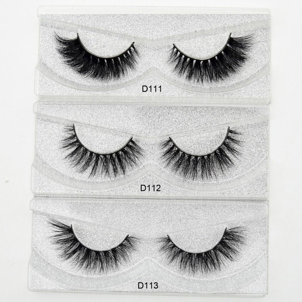 Visofree Mink Eyelashes 3D Mink Lashes Thick HandMade Full Strip Lashes Cruelty Free Luxury Mink Lashes 27 Style False Eyelashes