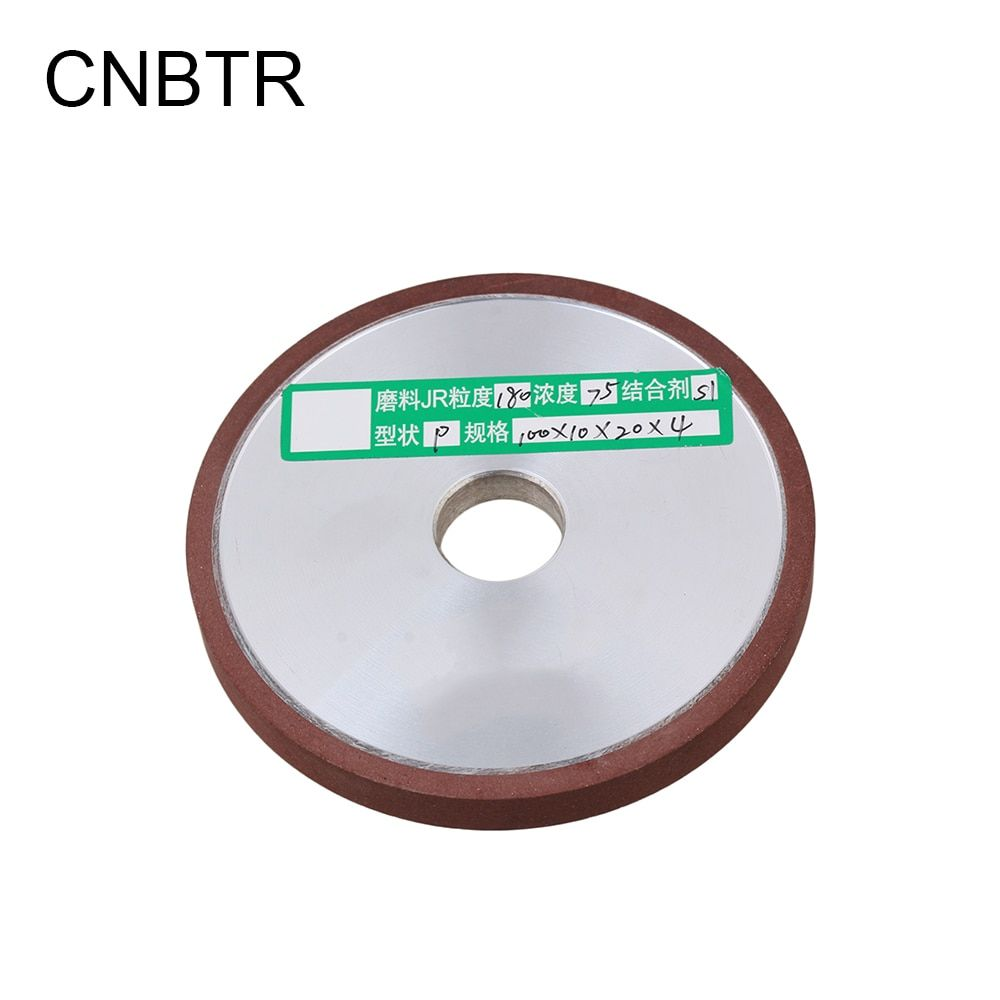 CNBTR 180# 100 x 10mm Diamond Grinding <font><b>Wheel</b></font> Processing Saw Blade Cutter Grinder 100mm