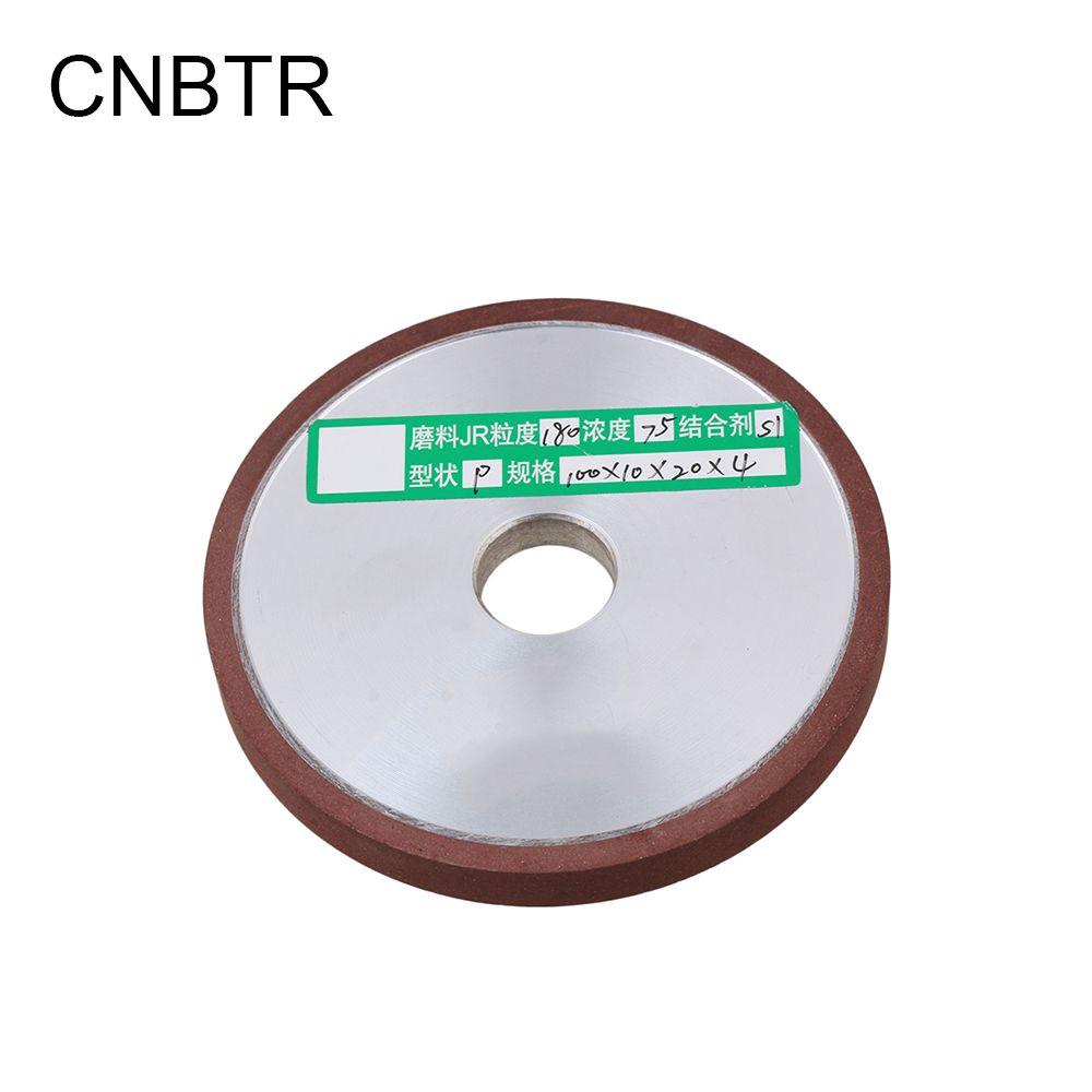 CNBTR 180 #100x10 мм Diamond Шлифовальные круги обработки Режущие диски резак Шлифовальные станки 100 мм