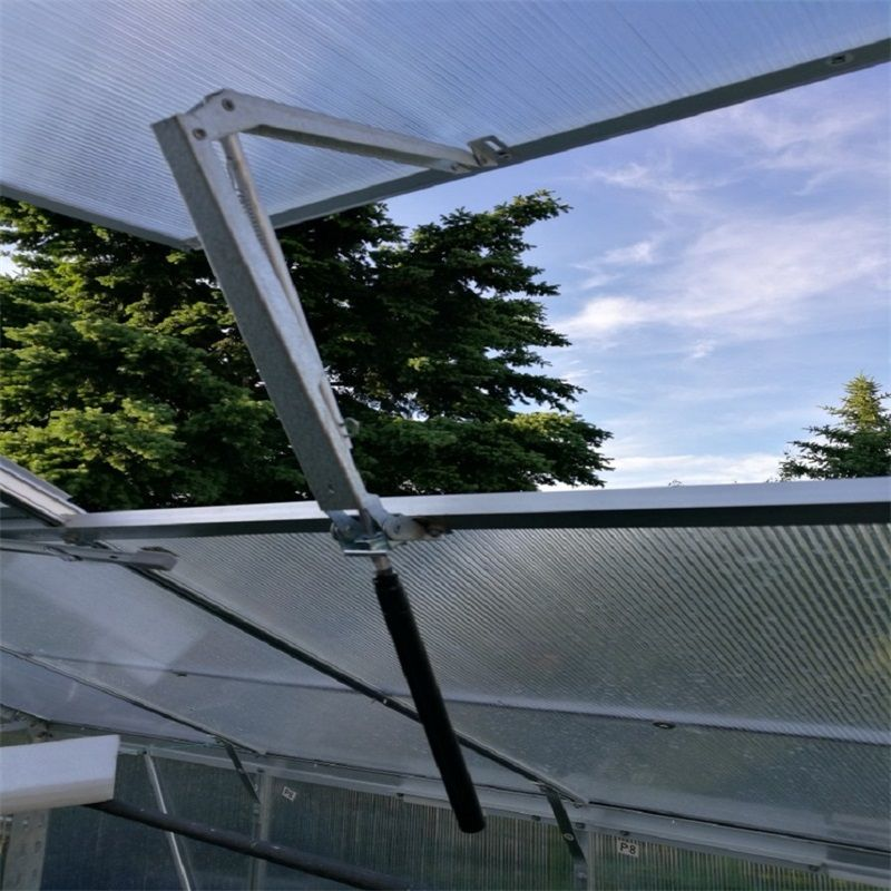 Automatic Window Opener 45cm Opening Agricultural Greenhouse Solar Heat Sensitive Invernadero Window Opening Closing Set