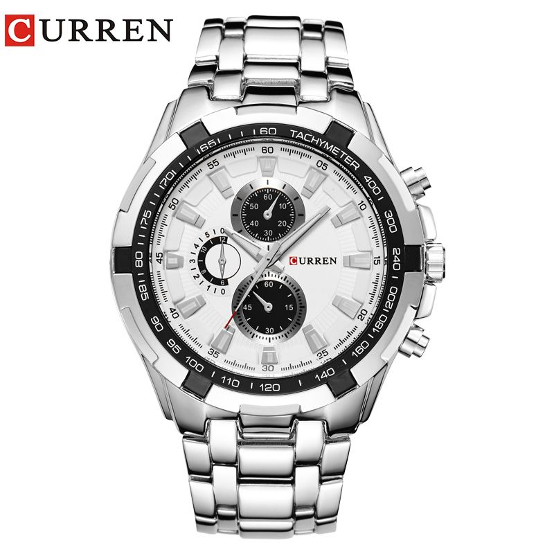 Relogio <font><b>Masculino</b></font> CURREN Watches Men quartz army Watch Top Brand Waterproof male Watches Men Sports