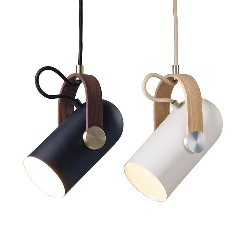 1 pcs LED Spotlight E27 porch light for Clothing Shop Bedroom Nordic hanging lamp Modern Office Single Bar cafe picture light