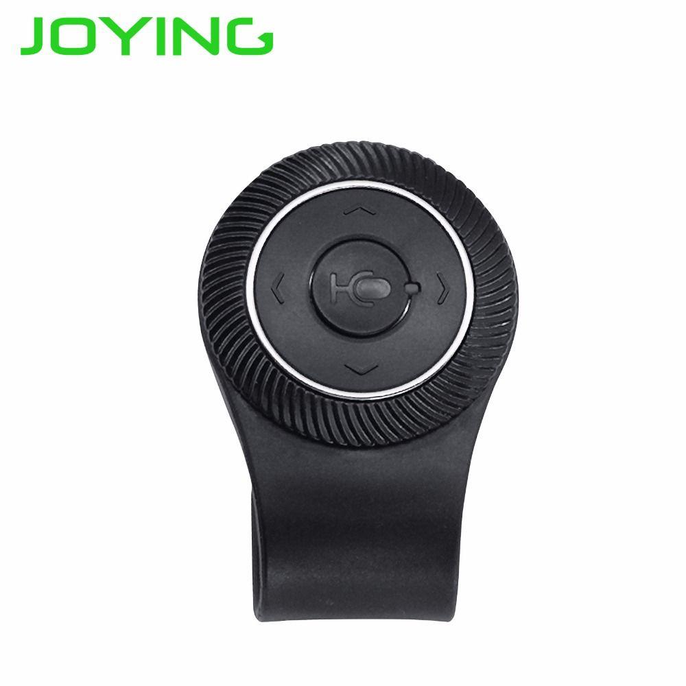 Joying universal multifunctional wireless remote steering wheel controller for Car DVD player GPS navigation Multimedia system