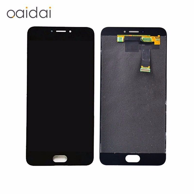 LCD Display Touch Screen For Meizu MX6 MX 6 M X6 Mobile Phone Lcds For Meizu MX6 LCD Display Digitizer Assembly Replacement