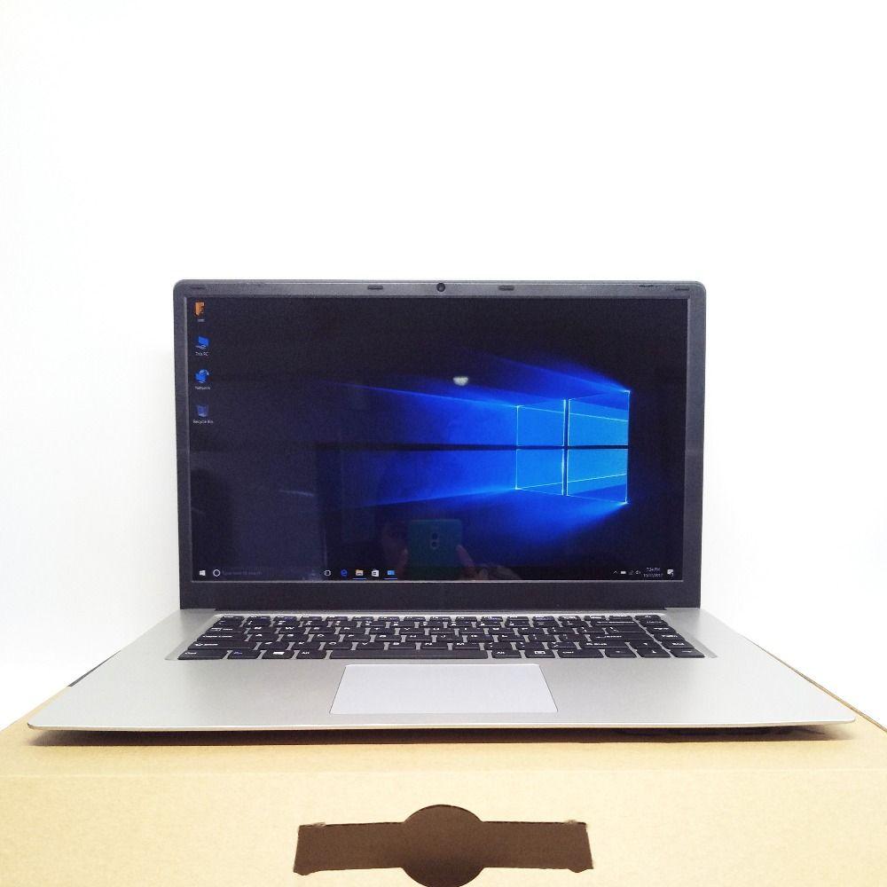 2017 NEUE laptop 15,6 zoll LED 16:9 HD bildschirm Win10, In-tel HD Graphics, Hohe kapazität batterie, 8000 MAh, 4 GB RAM + 64 GB EMMC Notebook