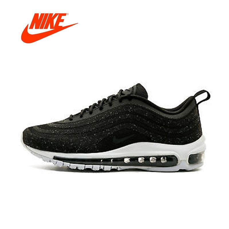 Original New Arrival Authentic Nike Air Max 97 LX Swarovski Womens Running Shoes Comfortable Breathable Sneakers Sport Outdoor