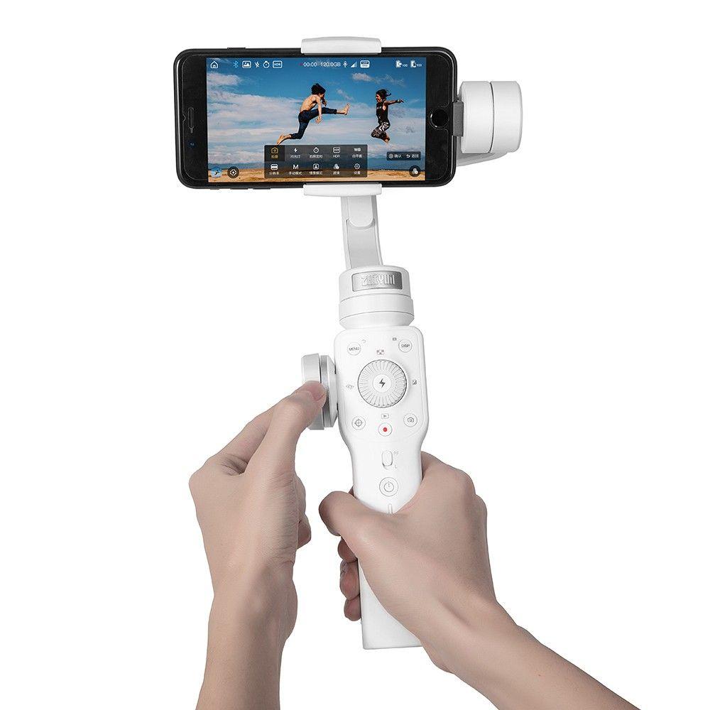 zhi yun Zhiyun Smooth 4 3-Axis Handheld Gimbal Stabilizer for iphone HUAWEI Sumsung Gopro