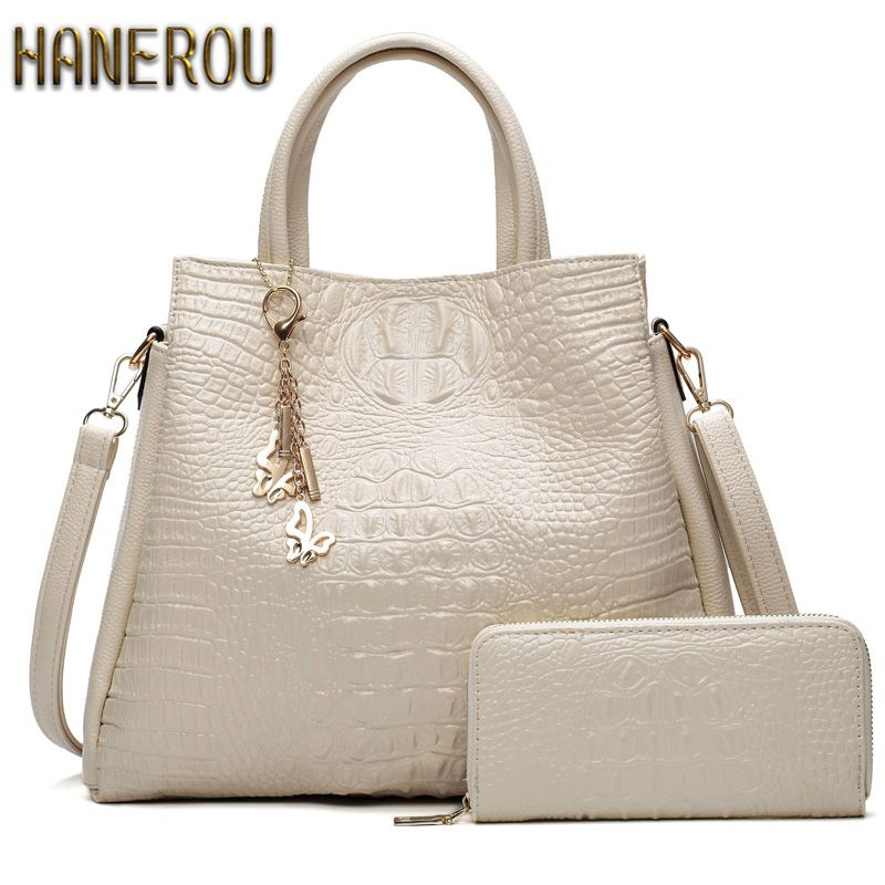 Fashion PU Leather Big Shoulder Bags 2018 Brand Women Bag High Quality Ladies Handbags Tote Bag Women Coin Purses And Handbags