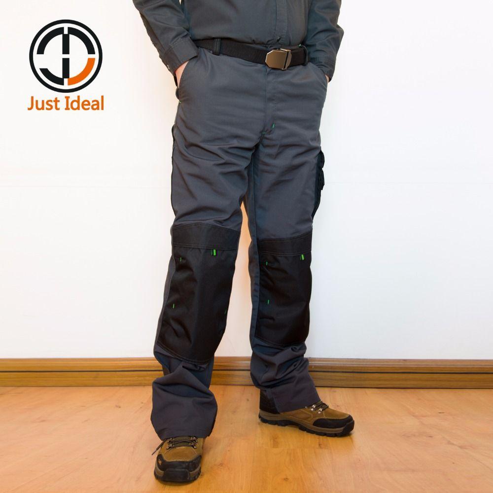 Mens Pantalones de Trabajo de Combate Del Ejército de Carga Pantalones Casuales Pantalones de Múltiples Bolsillos Pantalones De Lona Oxford Impermeable Táctica Pantalones Más Tamaño ID629