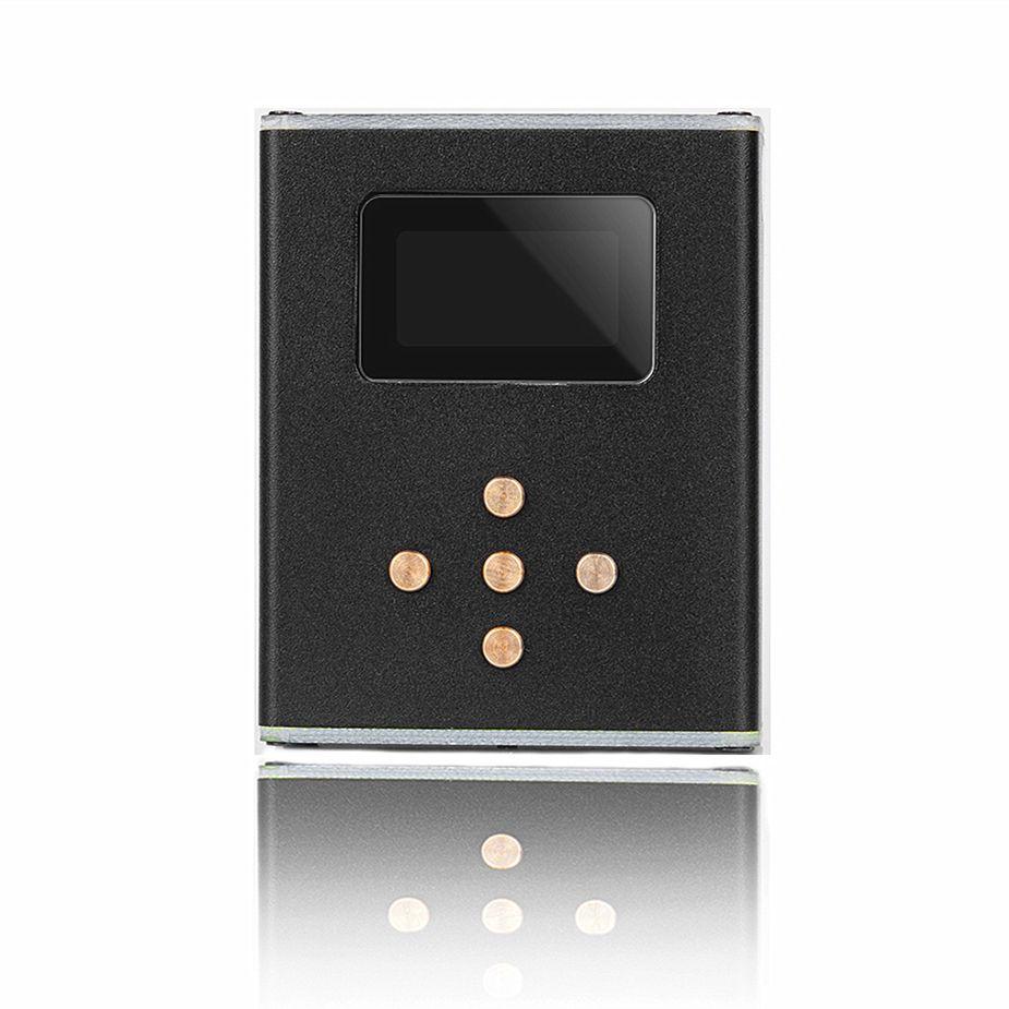 Wooeasy DIY MP3 zishan Z3 плеер без потерь HiFi плеера Поддержка Усилители для наушников ЦАП ak4490 Z2 Обновление версии с OLED