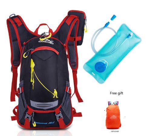18L Wasserdichte Rucksack outdoor-sport-rucksack wasser tasche camping wandern radfahren wasser rucksack