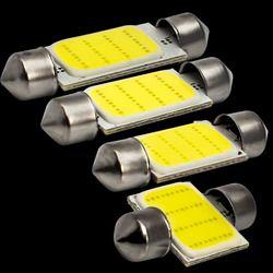Высокое качество 31 мм 36 мм 39 мм 42 мм Супер удар светодиодная гирлянда лампа 12 фишек C5W белый Цвет автомобиля потолочный плафон авто, интерьер,...