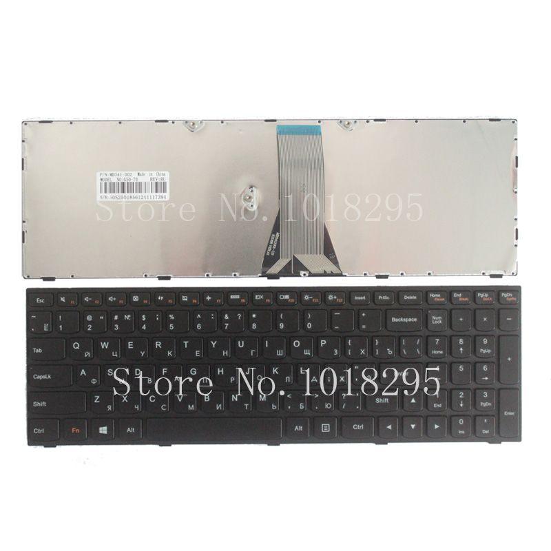 Russian Laptop Keyboard for Lenovo G50 Z50 B50-50 B50-30 G50-70A G50-70H G50-30 G50-45 G50-70 G50-70m Z70-80 Black RU