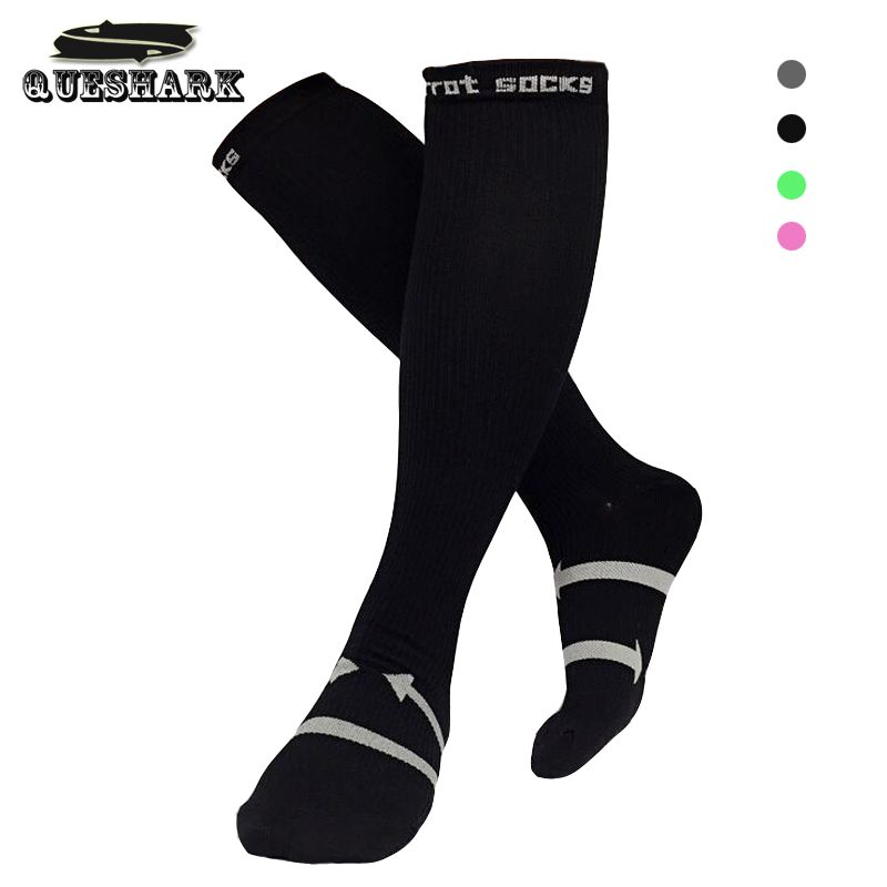 Unisex Sports Socks Running Marathon Cycling Climbing Crossfit Long Compression Breathable Deodorant Basketball Socks Stockings