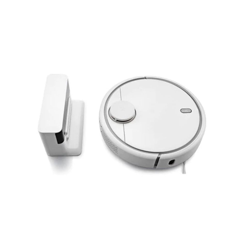 360 Degree Robot Vacuum Cleaner Powerful Highly Intelligent Sensitive Precision Home Cleaning Device Vacume Cleaner White Round