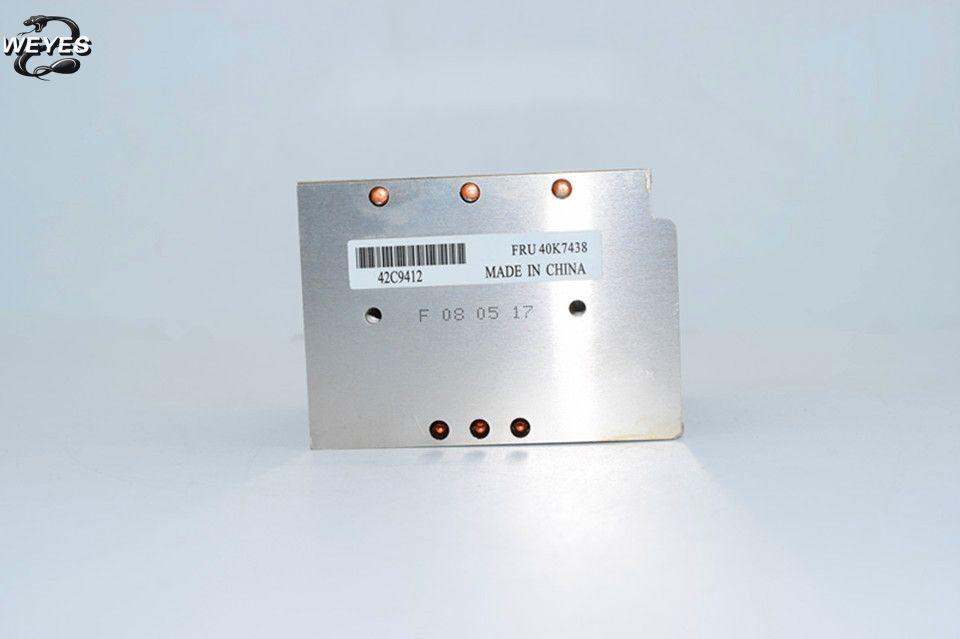 40K7438 42C9412 para xSeries x3650 CPU Del Disipador de Calor