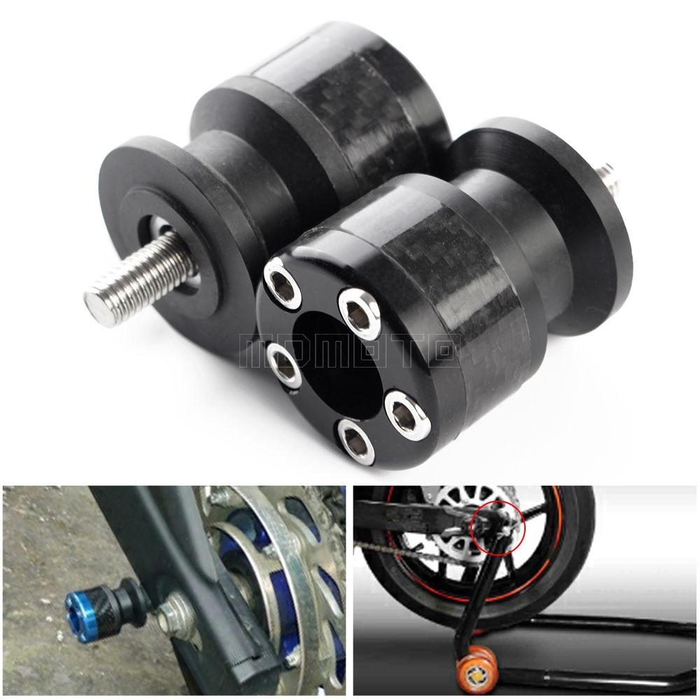Pour yamaha MT 03 01 MT03 MT-01 MT-03 MT-09 MT01 MT09 Bras Oscillant Curseurs Bobines support vis Pour Ducati MONSTER 821 2014 2015 2016