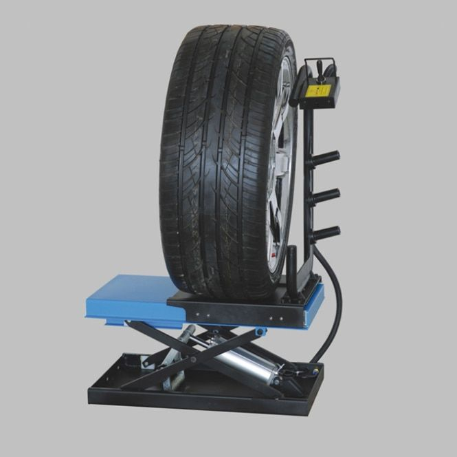 Tire Lift Maximum Tire Lifting Weight 70kg Can Be Used With Balancing Machine or Used Alone
