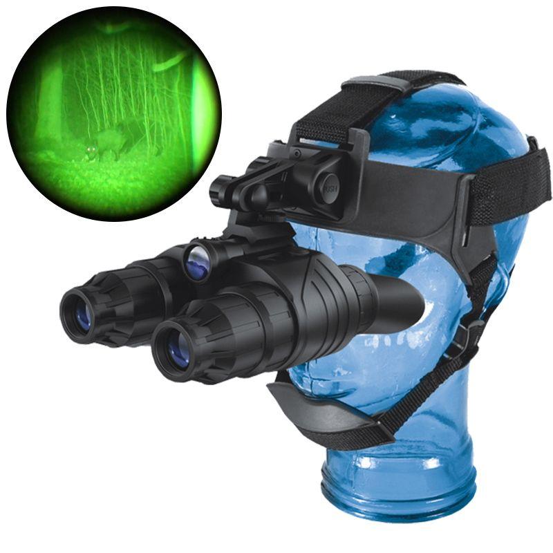 Pulsar NV Brille Rand GS 1x20 75095 infrarot fernglas nachtsicht brille jagd mount device taktische helm Original