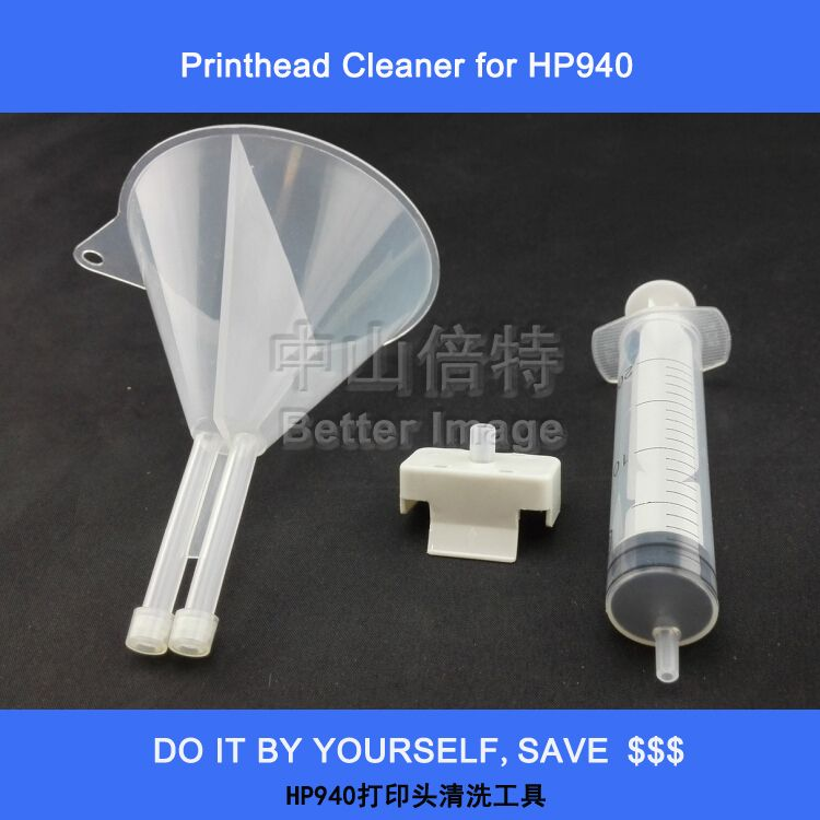 INK WAY printhead cleaning kit tool for HP Designjet T610 T620 T770 T790 T795 T1100/ps T1120