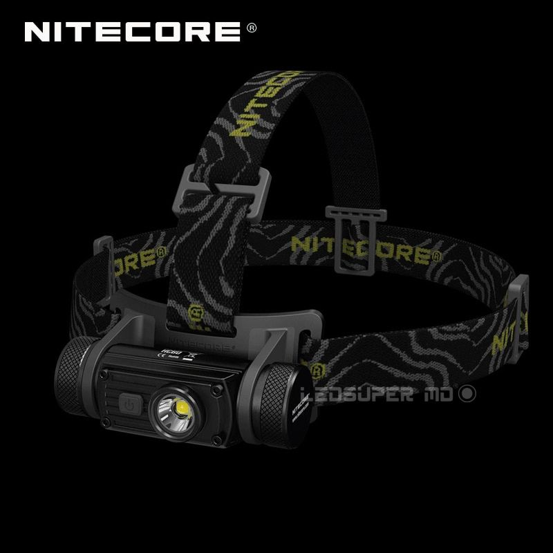 Best Selling Nitecore HC60 1000 Lumens CREE XM-L2 U2 LED USB Rechargeable Headlamp with 3400mAh 18650 Battery