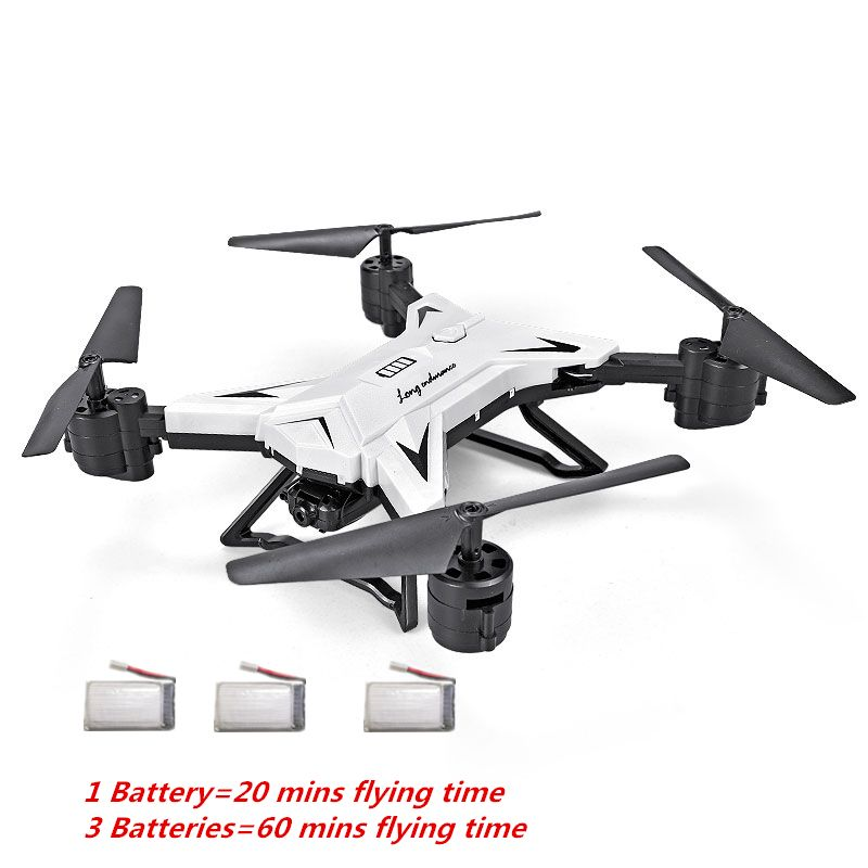 KY601S RC Quadcopter With Camera HD FPV WIFI RC Selfie Drones 18min Fly Time Foldable Quadrocopter VS RC Drone VISUO E58 XS809s
