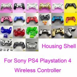 18 colors Top quality Matte Housing Shell for Sony PS4 Playstation 4 Wireless Controller