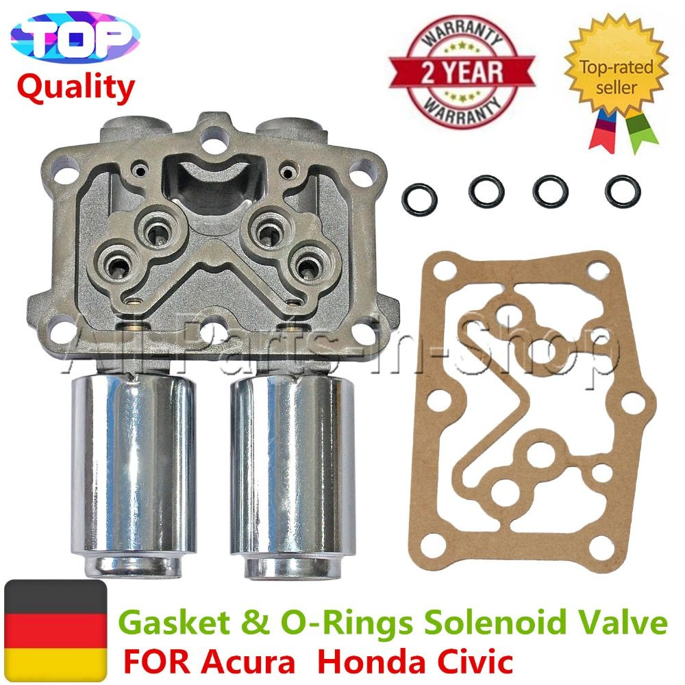 Gasket & O-Rings Solenoid Valve FOR Acura  Honda Civic  2006-2011  28260-RPC-004   28260RPC004
