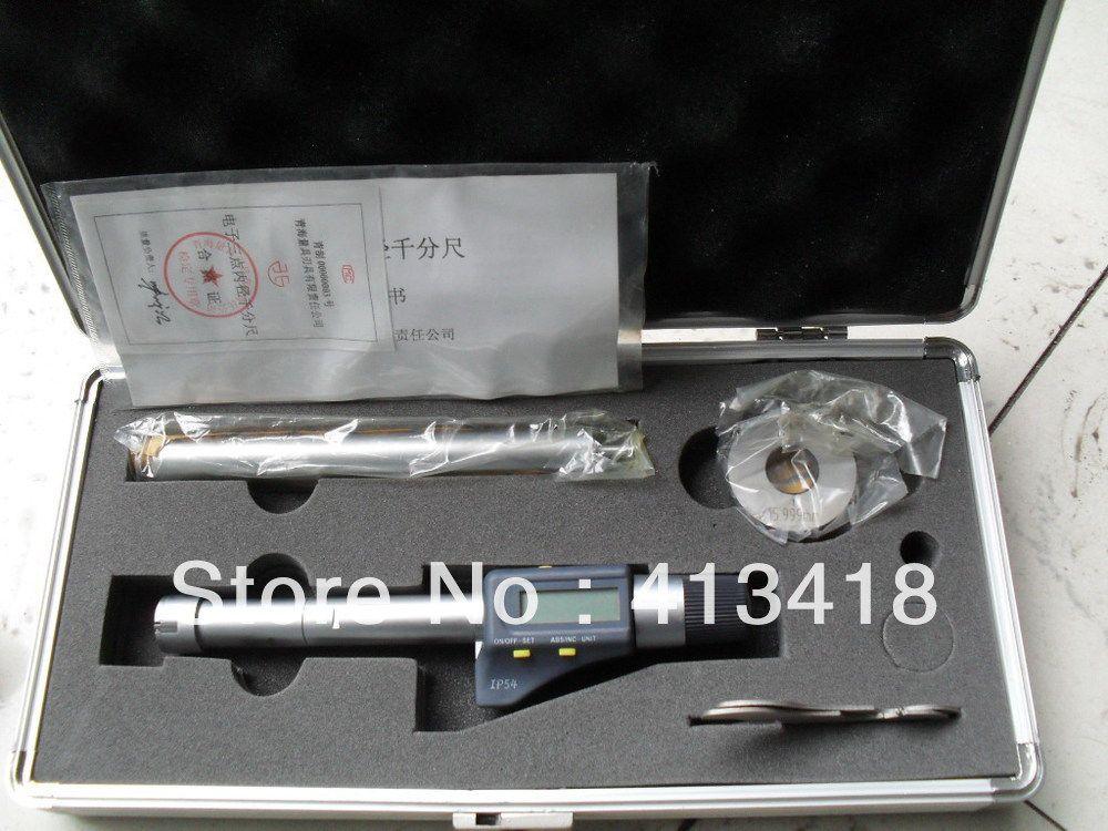 Elektronische Drei-punkt Internen Mikrometer 30-40mm.1.2-1.6inch.335-08-920 Innen mikrometer