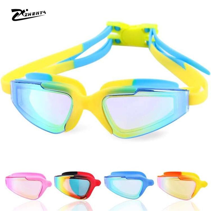 New professional Swimming glasses Adults Anti-Fog arena Sports goggles water swim eyewear Waterproof Swimming goggles