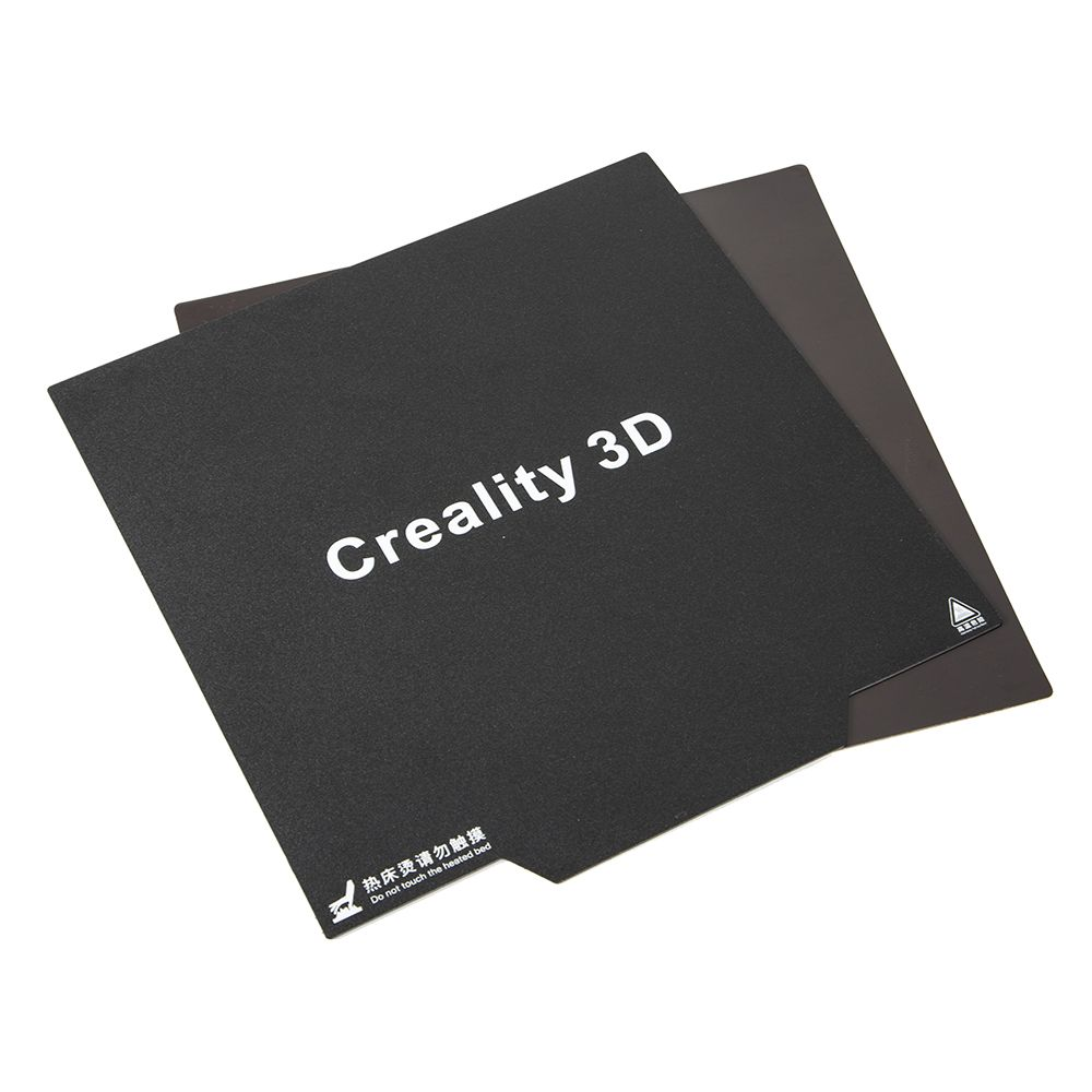Creality 3D Printer CR-10S Cmagnet CR-10 CR-10S Magnetic 3D Print Bed Build Surface Plate Heated Bed Parts 310x310MM