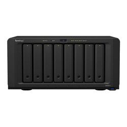 Nas Synology Disk Station DS1819 + 4G 8-Bay Diskless NFS NAS Server Cloud Storage, 3 Tahun Garansi