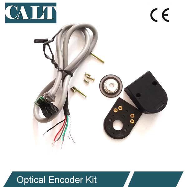 free shipping Cheap mini optical incremental rotary encoder disk module 6mm hole A B phase signal modular encoder PD30