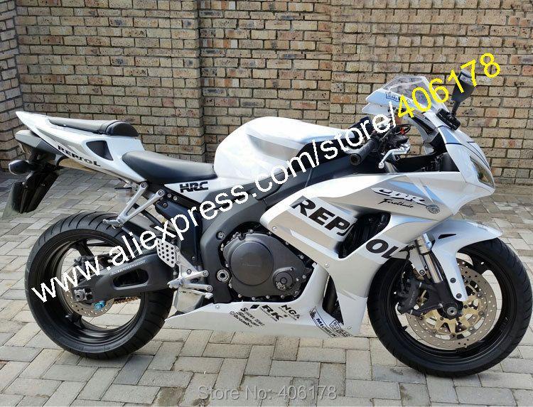 Heiße Verkäufe, für Honda Verkleidung CBR1000RR 2006 2007 CBR1000 06 07 CBR 1000RR CBR 1000 Repsol ABS Verkleidung Kit (spritzguss)