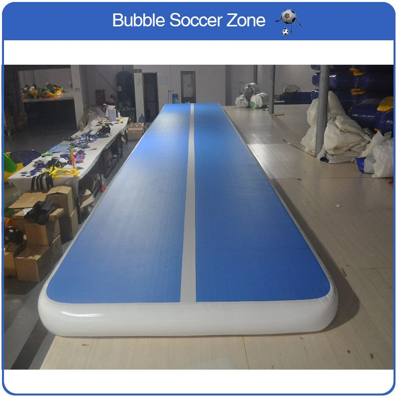 Free Shipping,Free Pump, 6x1x0.2m Gymnastics Inflatable Air Track Tumbling Mat Gym AirTrack For Sale