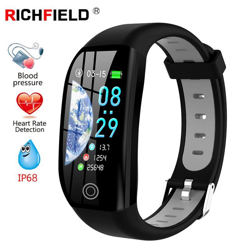 F21 Smart Bracelet GPS Fitness Activity Tracker 1.14