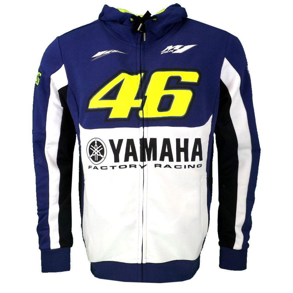 Valentino Rossi VR46 Moto GP for Yamaha M1 Factory hoodie Racing Team Sports Sweatshirt
