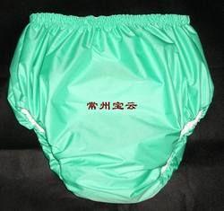 Freies Verschiffen FUUBUU2034-GREEN-M Erwachsene Windel/inkontinenz hosen/Erwachsene baby
