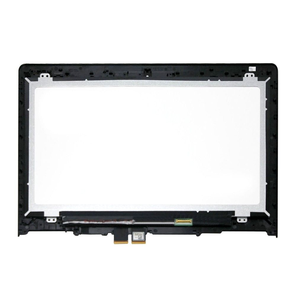 Touch LCD Assembly Screen +Digitizer+ Bezel For Lenovo Yoga 500-14IBD 80N4 1080p