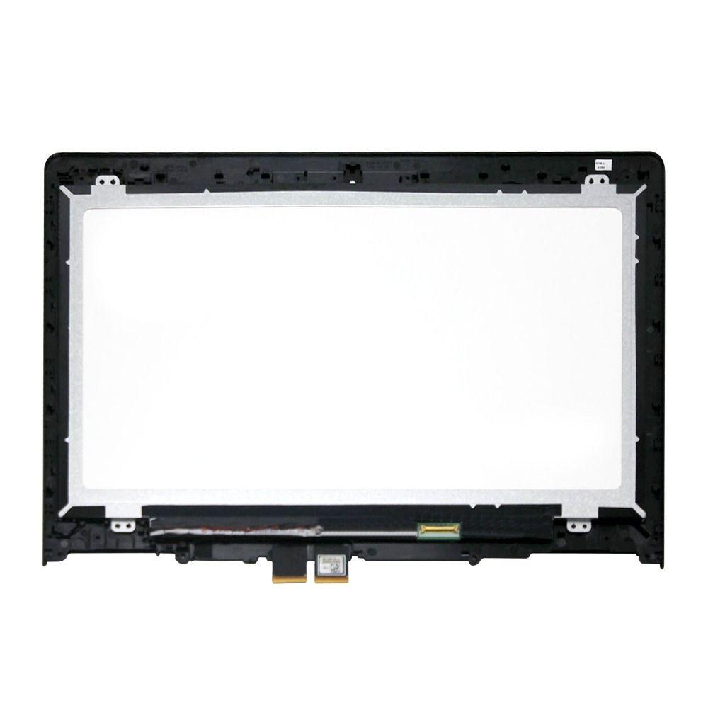 Touch Lcd Screen + Digitizer + Lünette Für Lenovo Yoga 500-14IBD 80N4 1080 p