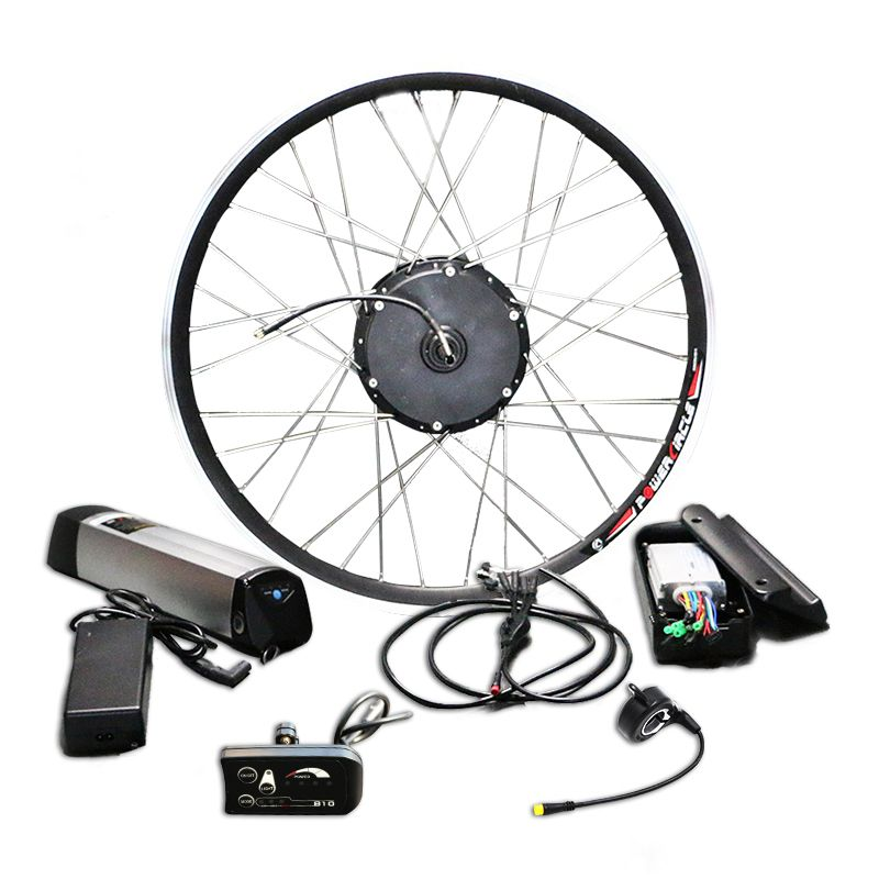 Best Price $219 Simple Electric Bike Kit With 36V Kettle Battery E Bicycle kit 250W 350W 500W motor Optional max 44km/h Thumb